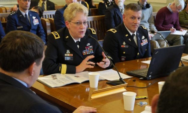 Military officials discuss REAL ID urgency, other issues