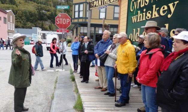 Government shutdown would close Skagway's national park at the start of cruise ship season