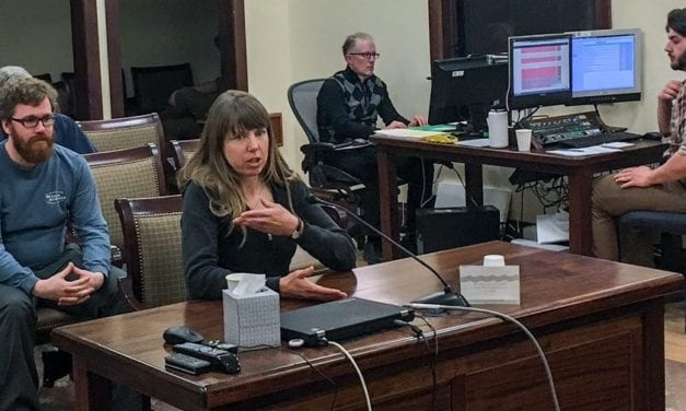 In public testimony, most support state income tax bill