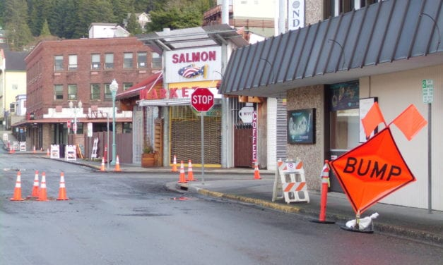 Paving to begin downtown
