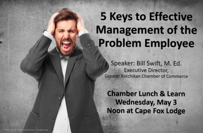 Strategies for dealing with problem employees