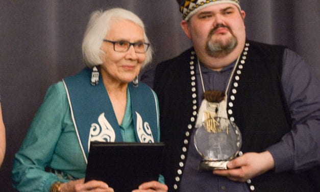 Delores Churchill honored with Lifetime Achievement Award