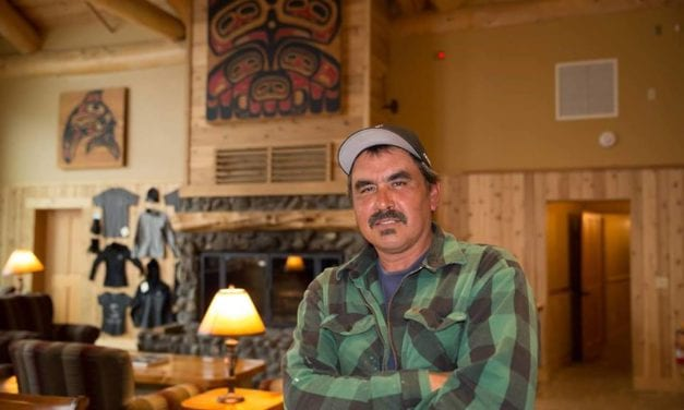 Klawock carver receives grant to carry on tradition