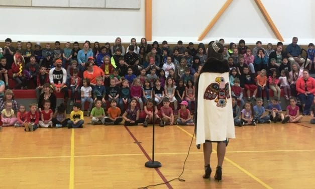 Miss Alaska USA encourages pride in heritage, education