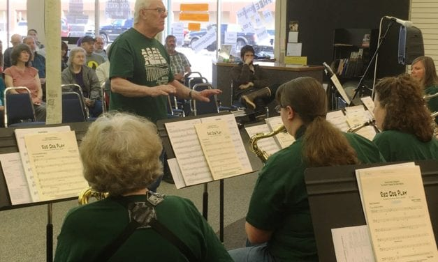 Return of the Retirees concert on Friday