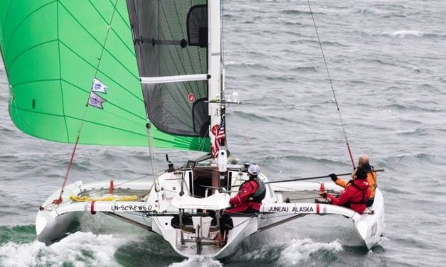 Race to Alaska boating contest has no Alaskans