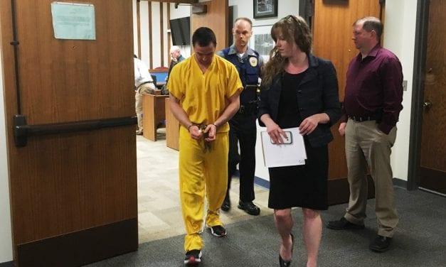 Joplin pleads not guilty to murder, theft