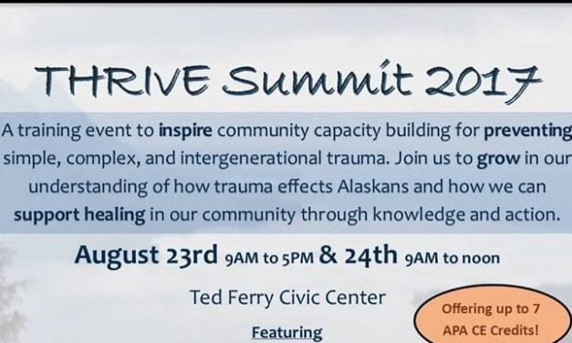 Thrive Summit looks at effects of childhood trauma