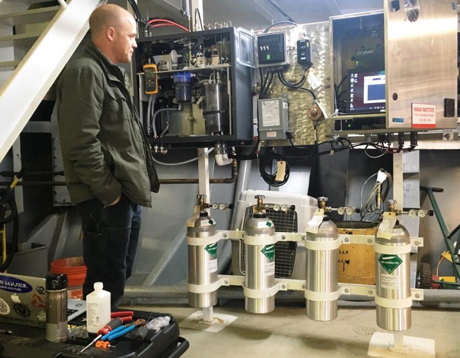 Alaska ferry to host long-distance ocean acidification study