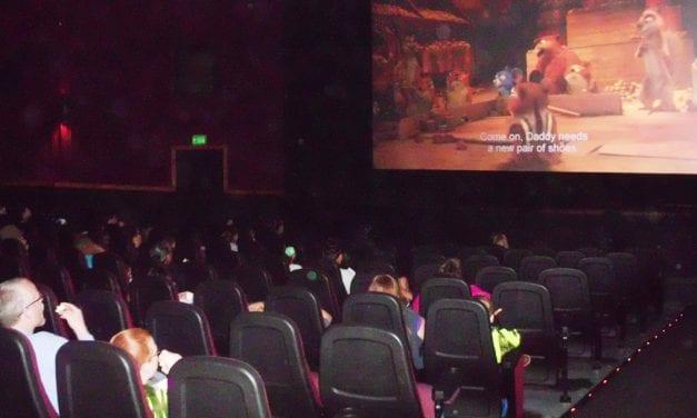 Sensory-sensitive film screening welcomes all