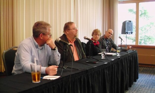 School Board candidates share views during chamber forum
