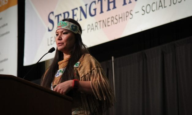 "Day one of AFN sees rousing speeches on fiscal crisis and ""Strength in Unity"""