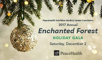 PeaceHealth Foundation prepares for the Enchanted Forest