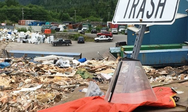 Ketchikan landfill no longer accepting mixed paper as recyclable