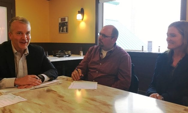 Sen. Dan Sullivan hosts tax-reform roundtable in Ketchikan