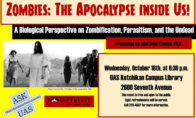 ASK UAS presents the zombie apocalypse