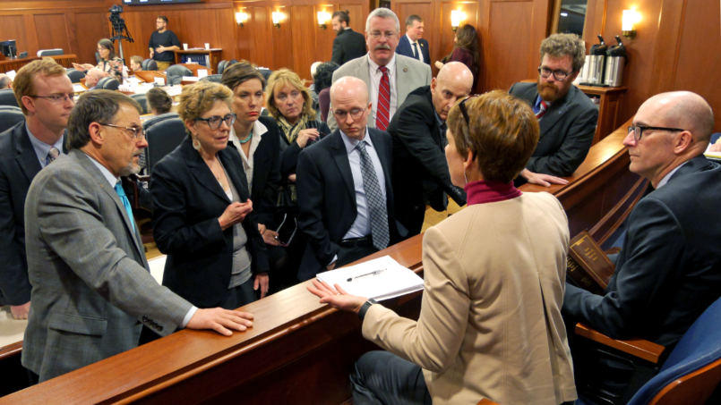 Alaska House rejects repeal of controversial criminal justice law