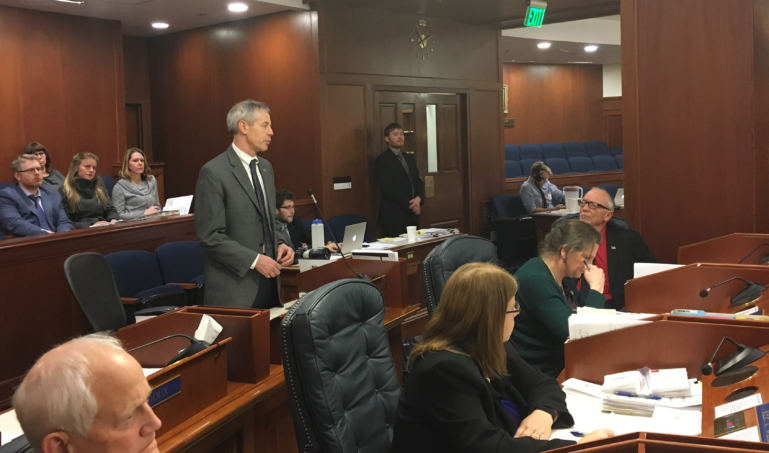 Alaska House passes revision to criminal justice law