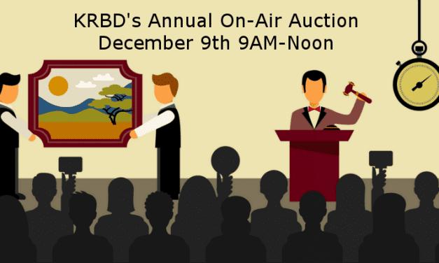 Annual On-Air Auction