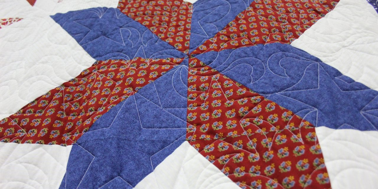 Local guild to present Quilts of Valor