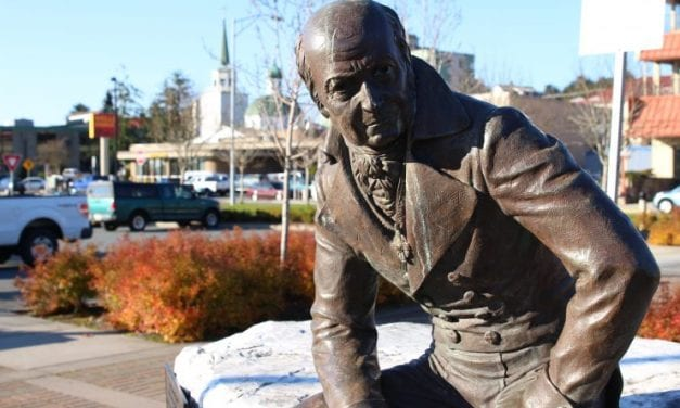 Does Sitka's Baranov statue impress or oppress?