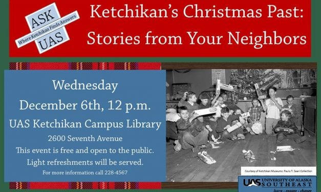 Ketchikan Christmas stories to be shared at UAS