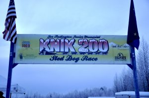 Knik 200 begins Southcentral sled dog racing season