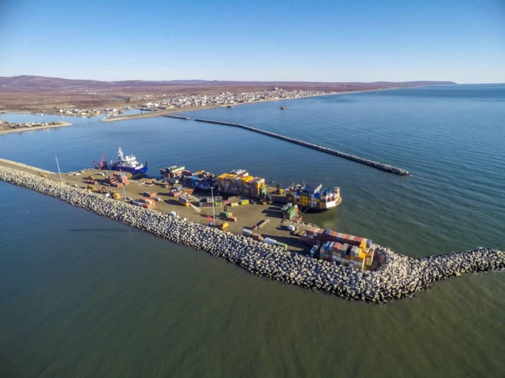 USACE to Discuss Alaska Deep-Draft Port Study - Dredging Today