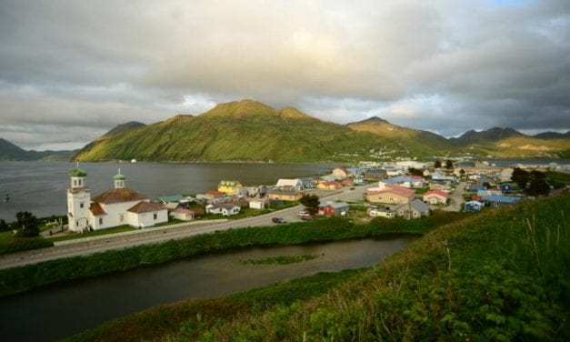 Unalaska revisits wind power, hoping for a renewable energy source