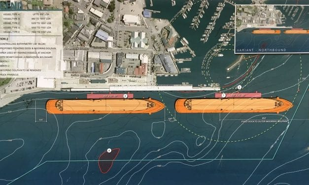 City needs to choose how to expand downtown dock
