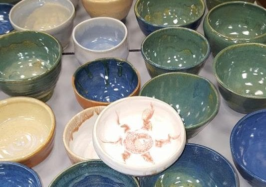 Empty Bowls dinner supports homeless services