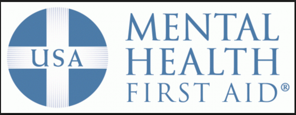 Mental Health First Aid training available