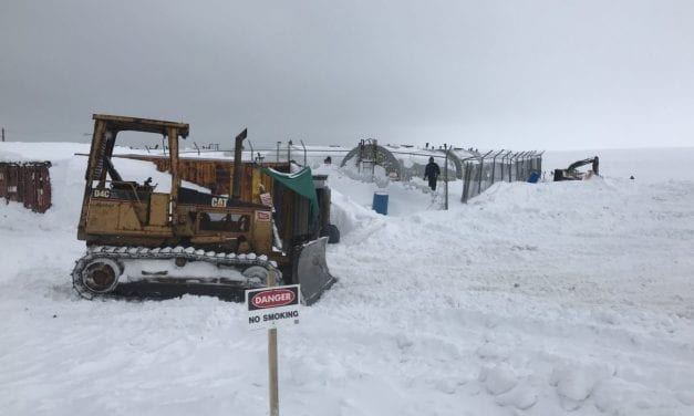Cleanup continues for fuel spills in Savoonga and Nome