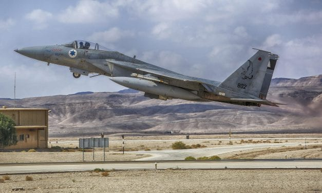 Israel pulls warplanes from Red Flag training exercises due to rising regional tensions