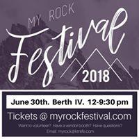 My Rock Festival this Saturday in Ketchikan