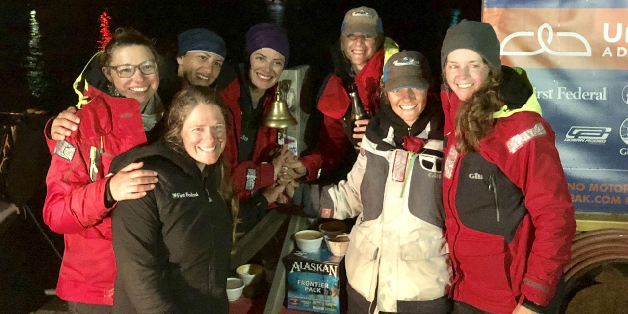 All-Women team wins Race to Alaska
