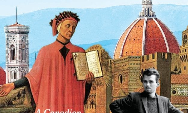 Canadian author recalls time in Italy