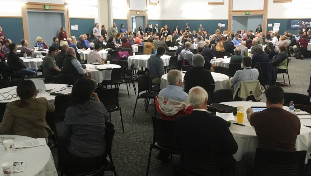 Southeast Conference hosts governor candidate forum