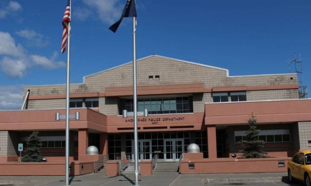 Report: Ex-Anchorage cop suing city interfered with Alaska National Guard investigation