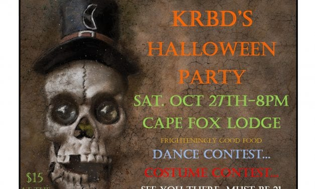 It's Time for the KRBD Halloween Party!!!