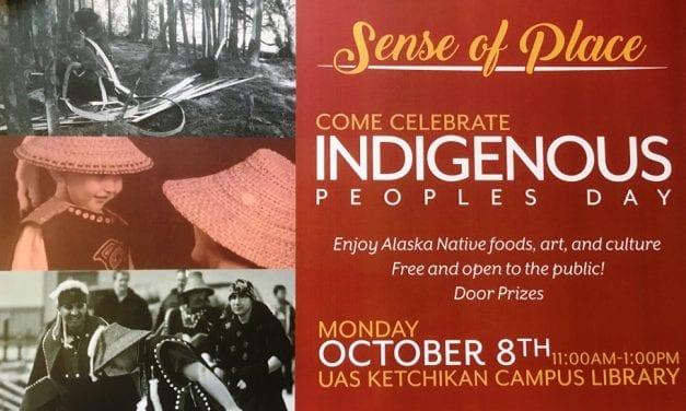 Indigenous People's Day celebration