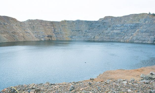 Operations on hold for B.C. Mount Polley Mine, starting May