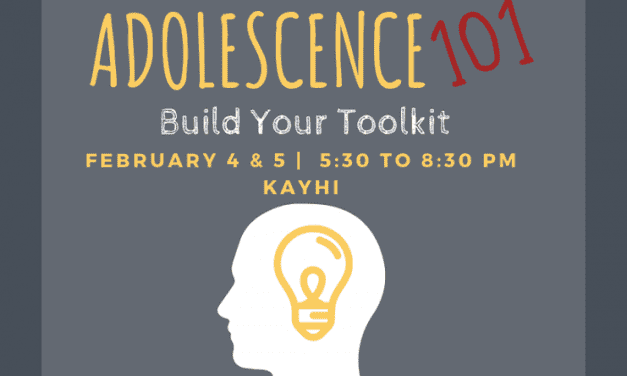 """""""Surviving Their Adolescence"""" workshop coming to Ketchikan"""