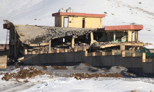 Suicide Attackers Kill Dozens In Assault On Afghan Base