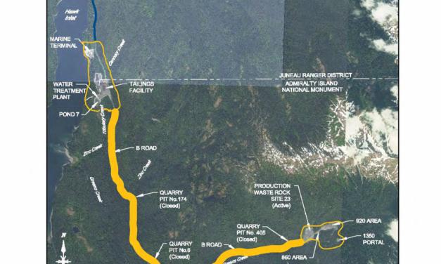Hunting by bike banned around Greens Creek Mine