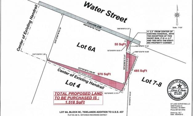 Council moves forward with Water Street property sale