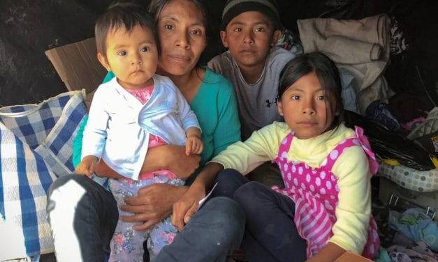 Behind The Border 'Crisis': More Migrant Families Risk Dangerous Remote Crossings