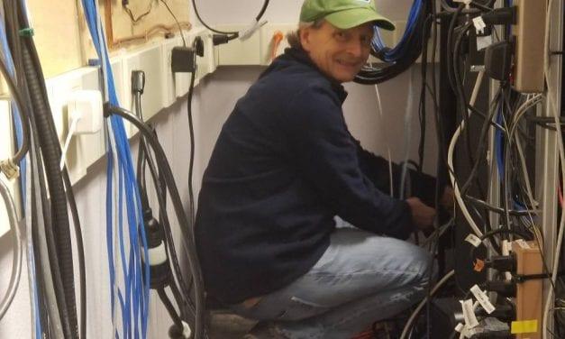 Local grants help KRBD upgrade station equipment