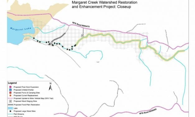 Comment period open for Margaret Creek project