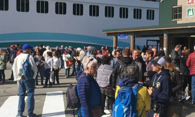 Ketchikan council to state: Put Ocean Rangers back on cruise ships